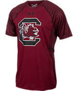Men's Under Armour South Carolina Gamecocks College Apex Print T-Shirt