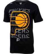 Men's Unk Indiana Pacers NBA Herringbone T-Shirt