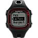 Back view of Garmin Forerunner 10 Watch in Black/Red