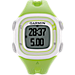 Back view of Garmin Forerunner 10 Watch in Lime
