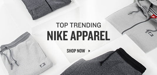 Men's Nike Apparel. New Arrivals.