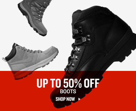 Up To 50% Off Boots. Shop Now.