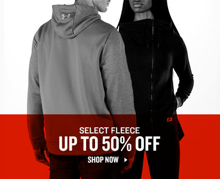 Select Fleece Up To 50% Off. Shop Now.