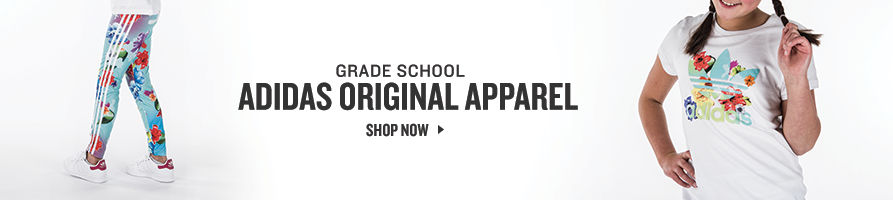 Adidas Original Apparel. Shop Now.