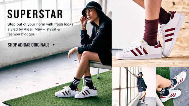 Women's adidas Originals. Shop Now.