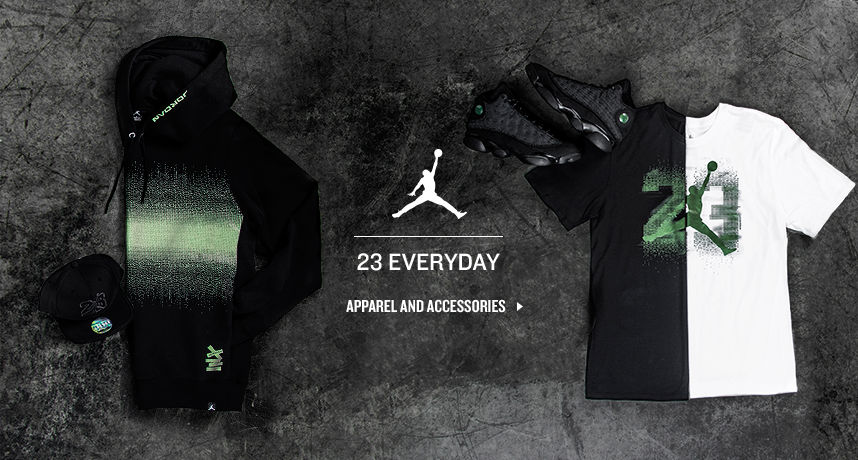 Shop Jordan Everyday Apparel and Accessories.