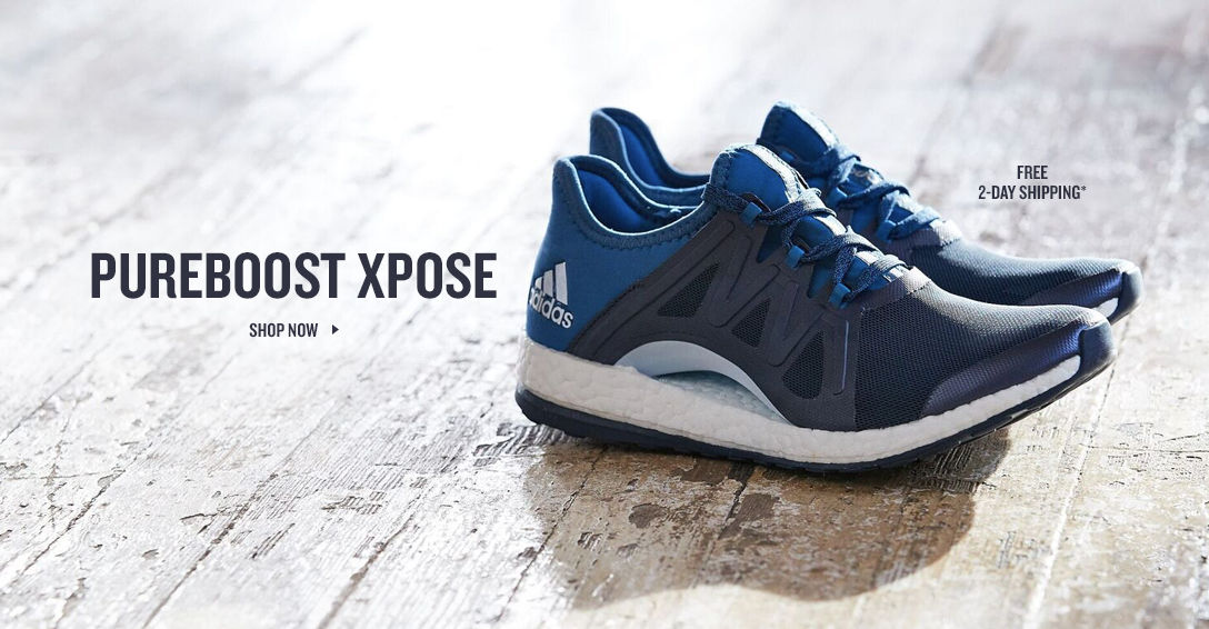 PureBOOST Xpose. Shop Now.