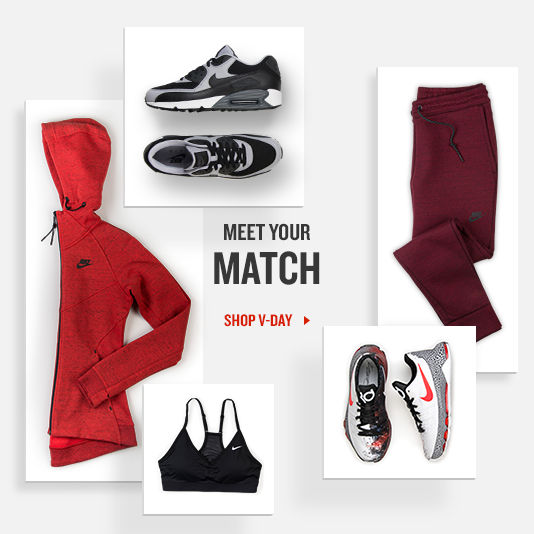 Meet your match. Shop the Valentines Day Collection.