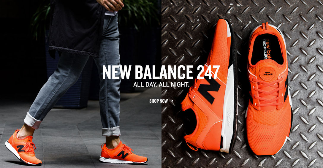 New Balance 247. Shop Now.