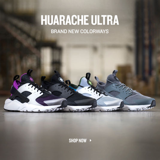 Nike Air Huarache featuring the new Huarache Ultra