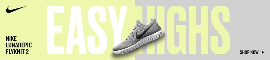 Nike LunarEpic Flyknit 2. Shop Now.