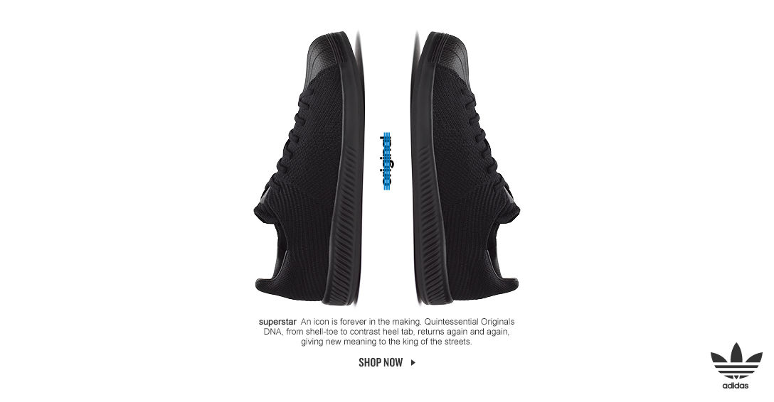 adidas Superstar Bounce. Shop Now.