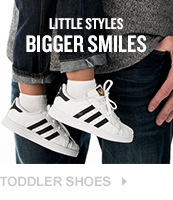 Little Styles, Bigger Smiles. Shop Toddler Shoes