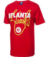 Men's Unk Atlanta Hawks NBA Lace Up T-Shirt