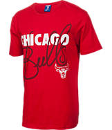 Men's Unk Chicago Bulls NBA Lace Up T-Shirt