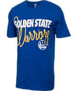 Men's Unk Golden State Warriors NBA Lace Up T-Shirt
