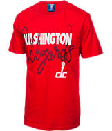 Men's Unk Washington Wizards NBA Lace Up T-Shirt