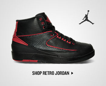 Air Jordan Retros. Shop Now.
