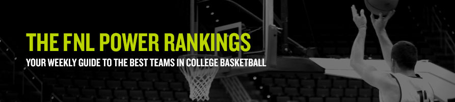 College Power Rankings.