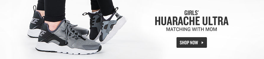 Girls' Huarache Ultra. Shop Now.