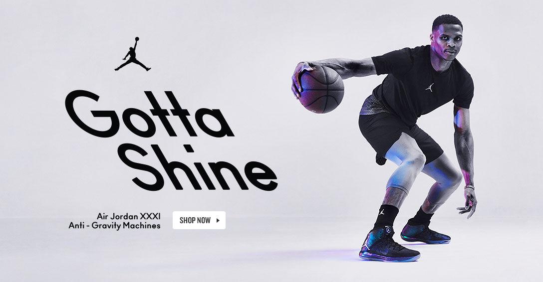 Jordan XXXI. Shop Now.