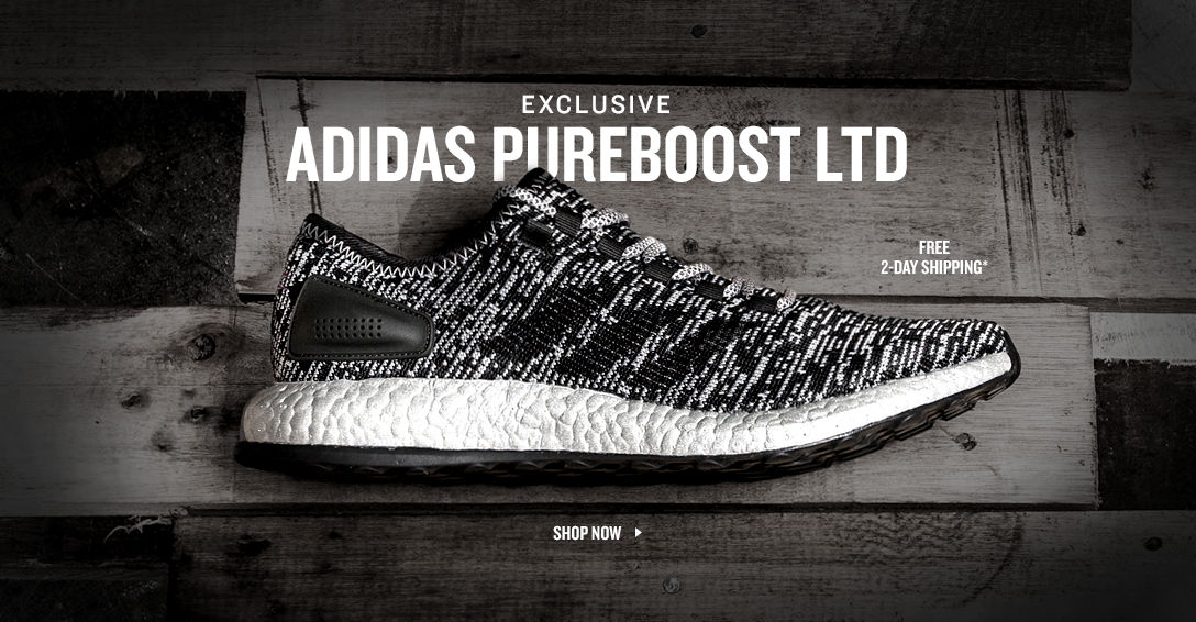 adidas PureBOOST LTD. Shop Now.