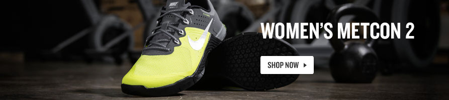 Women's Nike Metcon 2 Crossfit Shoes