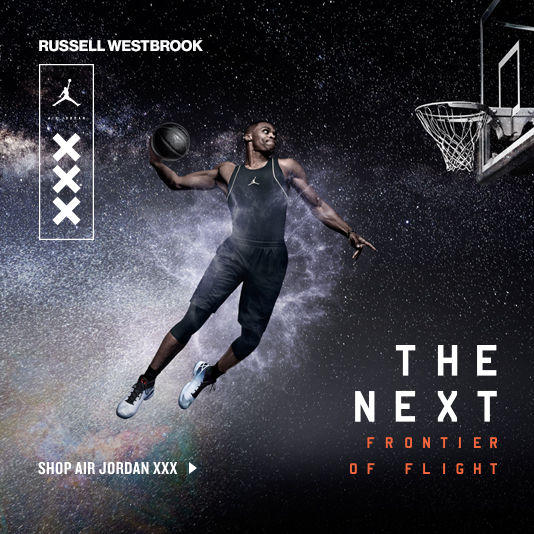 The Air Jordan 30. The Next Frontier of Flight