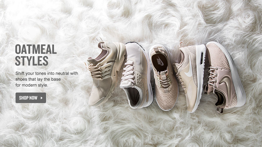 Oatmeal Styles. Shop Now.
