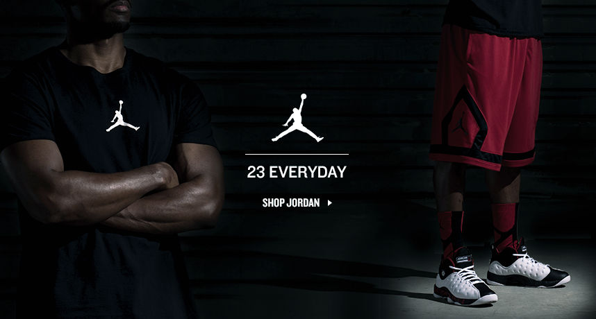 Jordan Everyday Styles. Shop them all.