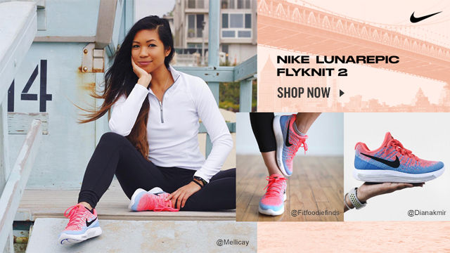 Nike LunarEpic Flyknit 2. Shop Now.