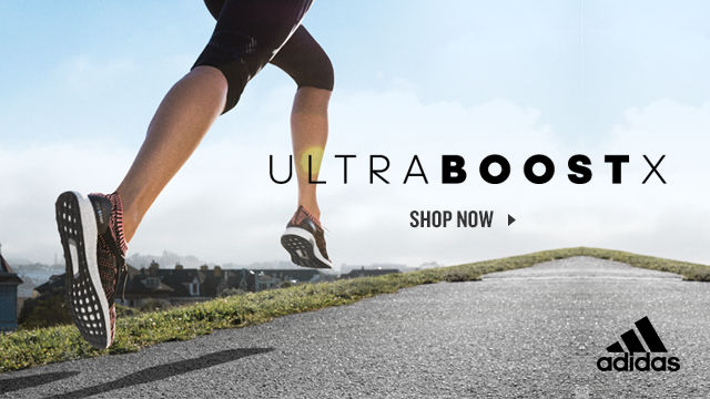 Shop adidas UltraBOOST X. Shop Now.