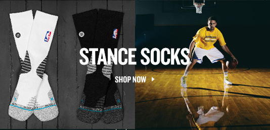 Stance Socks - Official Sock of the NBA