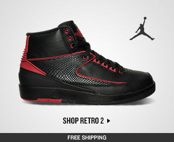 Jordan Retro 2. Shop Now.