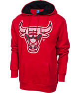 Men's Unk Chicago Bulls NBA Elephant Pullover Hoodie.