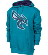 Men's Unk Charlotte Hornets NBA Elephant Pullover Hoodie.