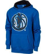 Men's Unk Dallas Mavericks NBA Elephant Pullover Hoodie.