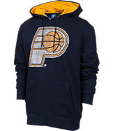 Men's Unk Indiana Pacers NBA Elephant Pullover Hoodie.