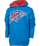 Men's Unk Oklahoma City Thunder NBA Elephant Pullover Hoodie.