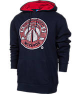 Men's Unk Washington Wizards NBA Elephant Pullover Hoodie.