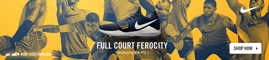 Nike PG 1. Shop Now.