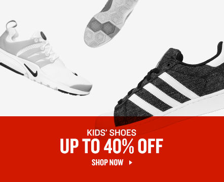 Kids' Shoes Up To 40% Off. Shop Now.