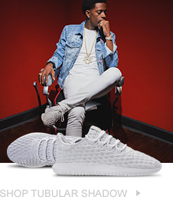 Rich Homie Quan in adidas Tubular Shadow. Shop Now.