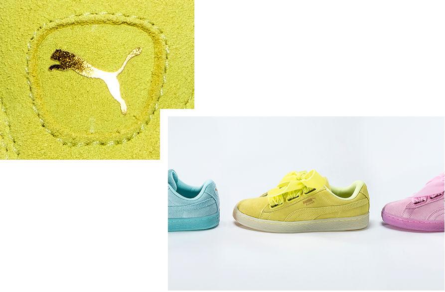 Puma Basket Reset Collection. Shop now.