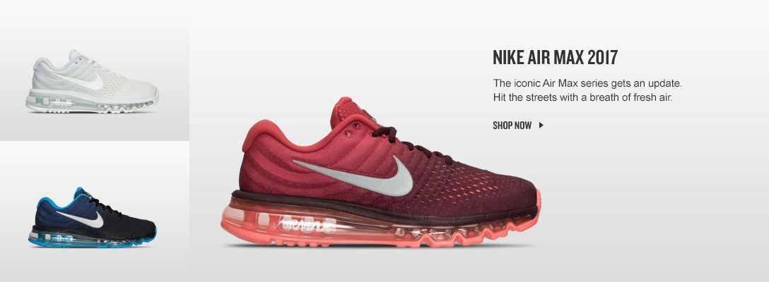Nike Air Max. Shop Now.