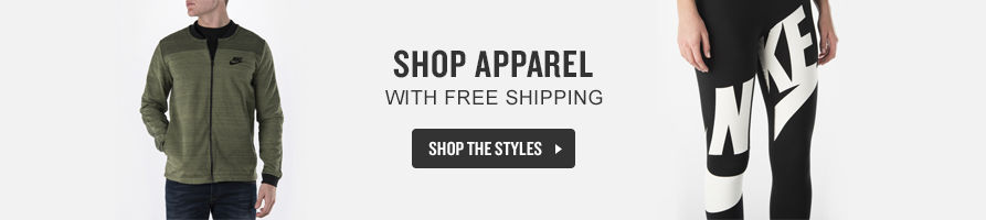 Free Shipping Eligible Apparel. Shop Now.