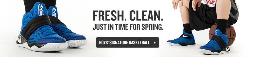 Fresh and Clean for Spring. Shop Boys' Nike Shoes Now.