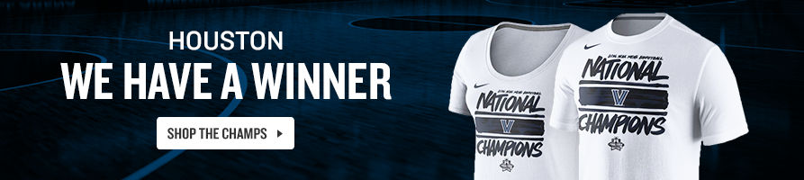 NCAA Champions Villanova. Shop Champ Gear.