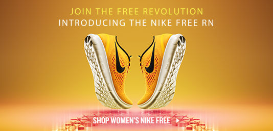 Join the Revolution. Shop Women's Nike Free