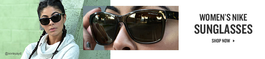 Women's Nike Sunglasses. Shop Now.